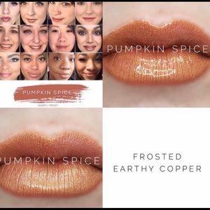 Retired Color!!! Pumpkin Spice LipSense